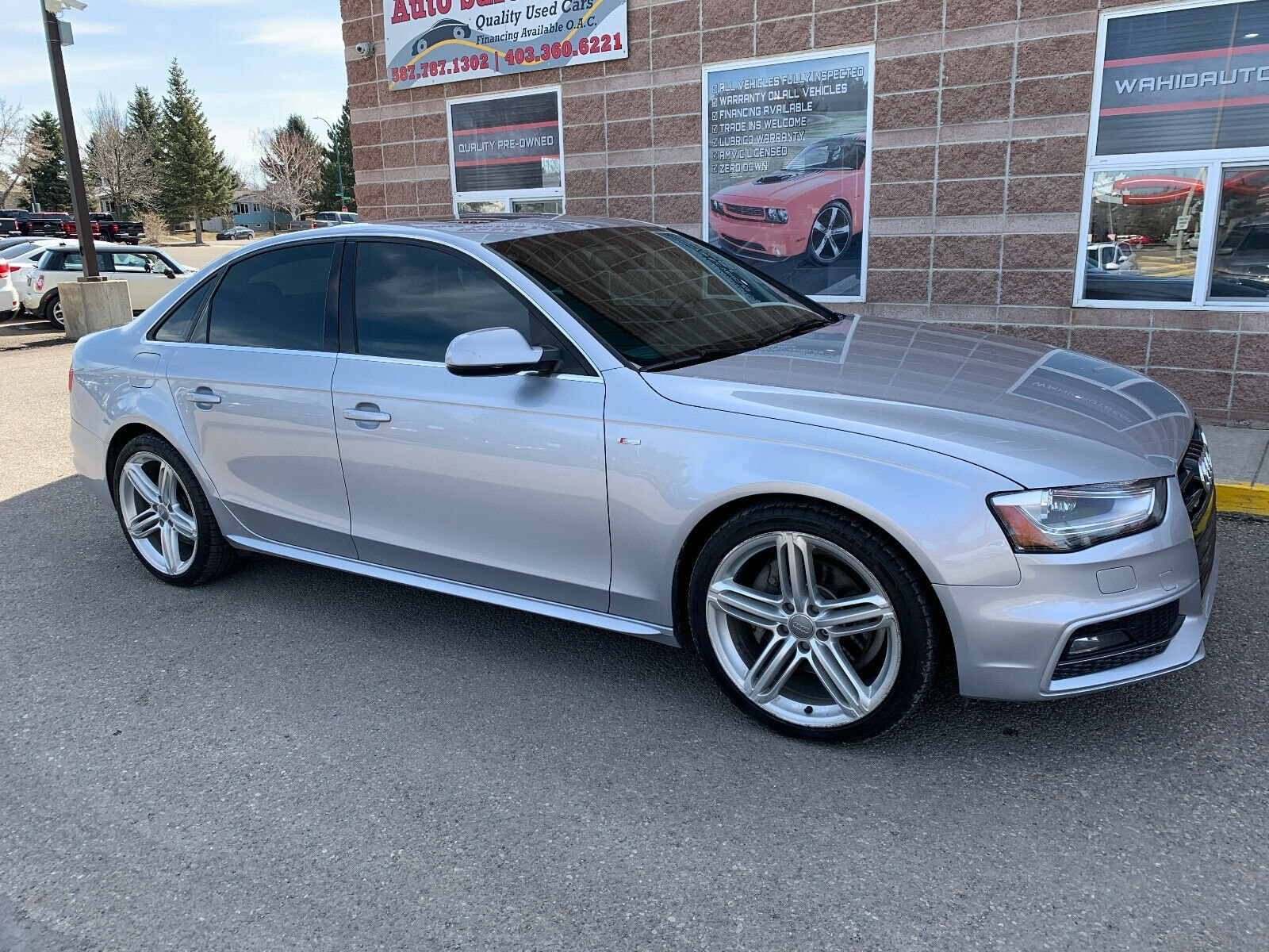 2015 Audi A4 Technik plus